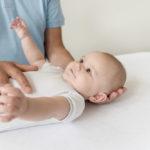 Manuele therapie bij baby's en kinderen