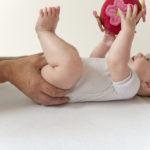 Osteopathie baby's en kinderen