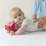 Manuele therapie bij klachten baby's