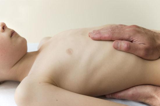 Buikpijn en osteopathie