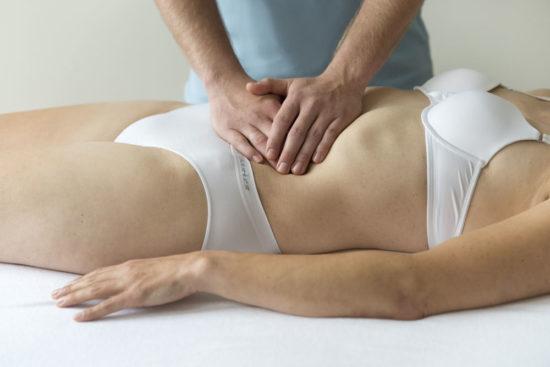 Osteopathie na keizersnede
