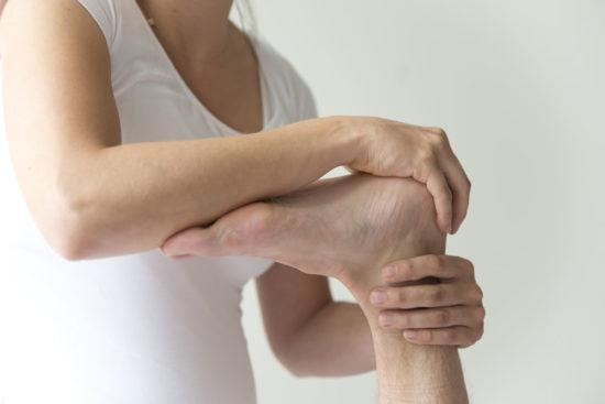 Osteopathie bij Hielspoor