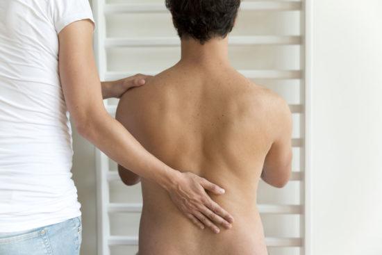 Lage rugpijn en bekkenklachten